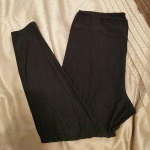 BLACK leggings TC2